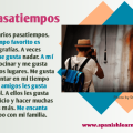My favorite hobbies in Spanish - likes and dislikes