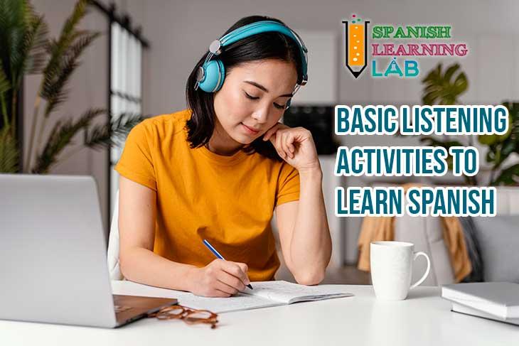 Basic Spanish Listening Exercises