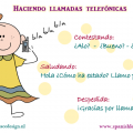How to make phone calls in Spanish