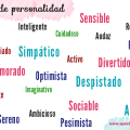 Personality traits in Spanish - la personalidad