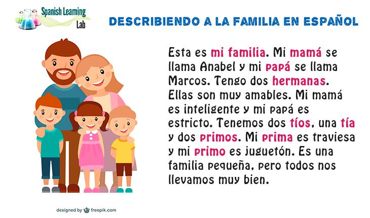 prohibido Español pequeña mama