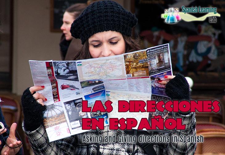 Cómo Dar Direcciones en Español: Frases y Conversaciones