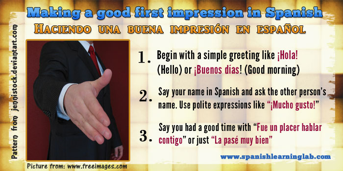 3 steps for your first conversation in spanish spanishlearninglab step 1 begin the conversation with a simple spanish greeting or question m4hsunfo