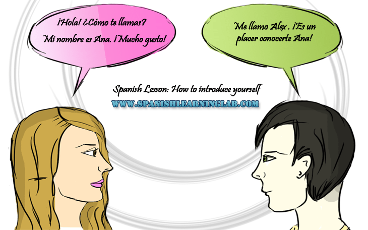 How to introduce yourself and someone in spanish spanishlearninglab how to introduce yourself in spanish and how to introduce someone in spanish m4hsunfo