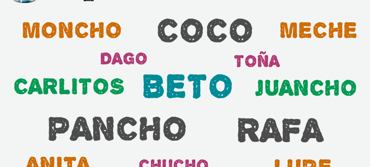 Common Nicknames in Spanish