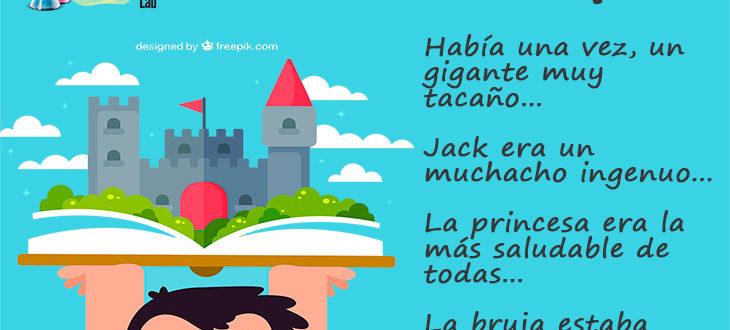 Telling Stories in Spanish
