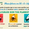 Cómo hacer planes en español con IR + A + Infinitivo
