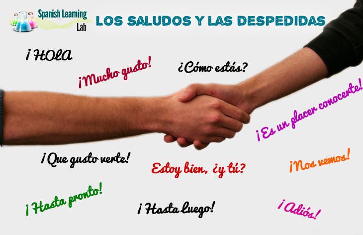 Cmo usar los saludos y las despedidas en espaol spanishlearninglab los saludos y las despedidas en espaol altavistaventures Images