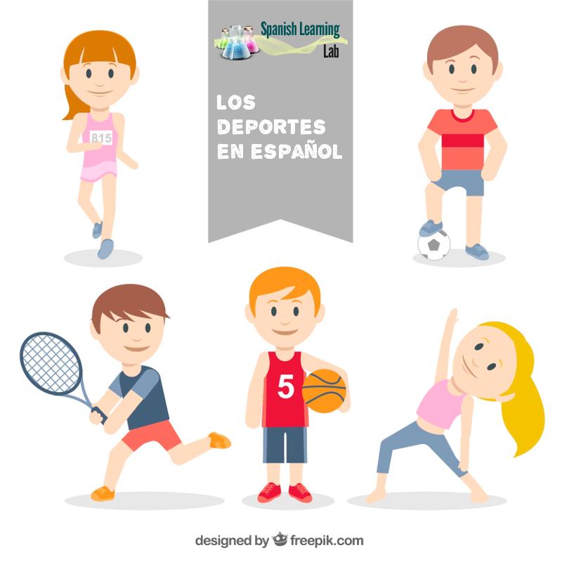 Los deportes en español