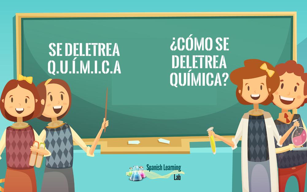 Competencia de deletreo en español / Spanish Spelling Bee Competition